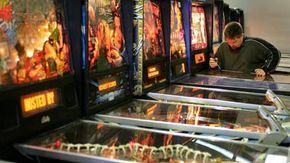 Pinball machines have entertained arcade fans for over 60 years. See more video game system pictures.