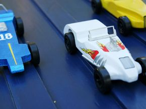 The Pinewood Derby is an event that kids and parents have been able to enjoy together since 1953. See ­more pictures of classic toys.