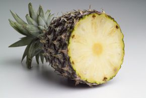 Can't find your tenderizing tool? Just grab a pineapple instead.