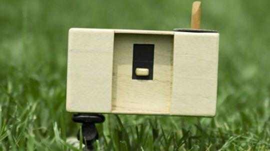 How Does a Pinhole Camera Work?