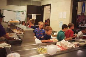 In 2012, the USDA announced that schools could choose between meat with LFTB or without for cafeterias.