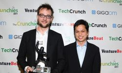 """The co-founders of Pinterest (two of which are shown here), founded Pinterest  """"to connect everyone in the world through the 'things' they find interesting."""""""