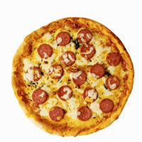 Americans eat almost 252 million pounds of pepperoni a year.