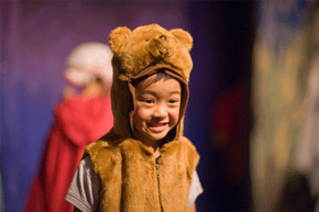 Producing and acting in a play can be a fantastic learning experience and confidence-booster for young kids.