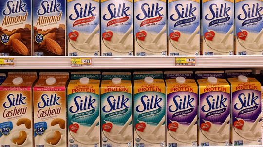 Got Milk? It Might Depend on Whether It Came From a Cow or a Plant