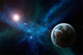 Can a planet just wander aimlessly through the universe without a star to orbit?