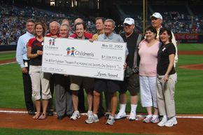 Children's Healthcare of Atlanta receives generous community support from people who want to plan charity events for the organization.