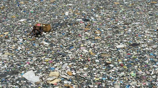 Just 10 River Systems Contribute Up to 95 Percent of Plastic in Oceans