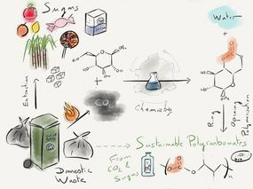 plastic synthesis diagram