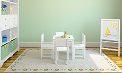The latest and best looks for playrooms