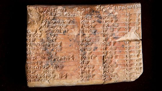 Ancient Babylonian Tablet May Show Early Trigonometry, But Some Experts Are Dubious