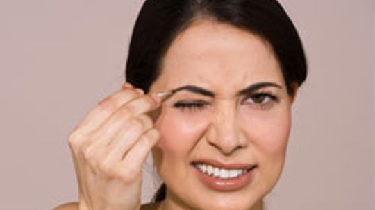 The Pluck-a-phobe's Guide to Eyebrow Shaping