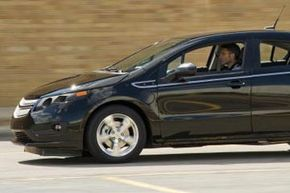 The Chevy Volt marks a new direction for General Motors.