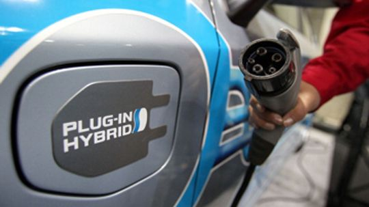 Charging Plug-in Hybrids on a Smart Grid