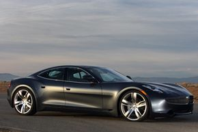 Image Gallery: Plug-in Hybrid Cars The 2010 Fisker Karma is a plug-in hybrid vehicle. See more pictures of plug-in hybrid cars.