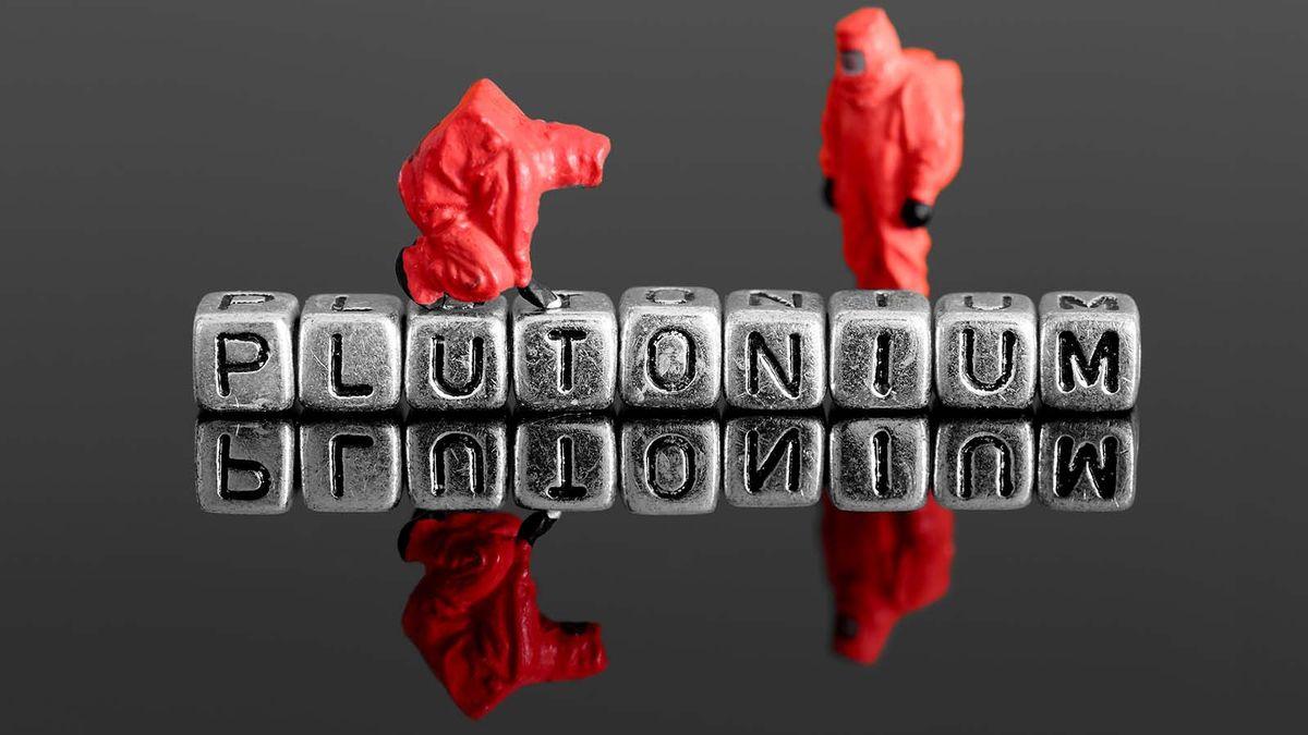 放射性!プルトニウム元素のプロファイル