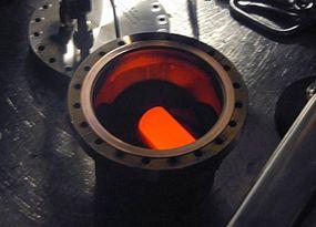 plutonium-238 oxide pellet