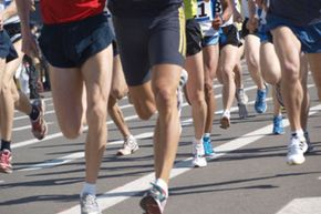 Wouldn't it be nice to have extra stamina in your next race?