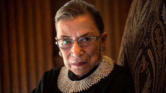 Classic Episode: The Notorious RBG