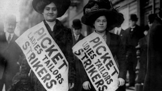 Classic Episode: The Secret History of International Women's Day