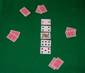 This hand of Texas Hold'em has reached the river.