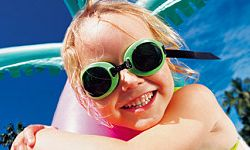 Get ready for some fun in the sun and enjoy some pool games.