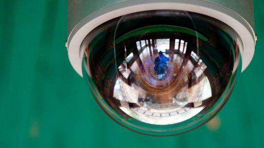 Do police cameras reduce crime?