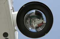 NYPD crime camera: too up close and personal?