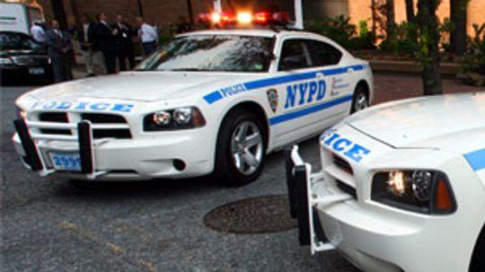 How Police Cars Work