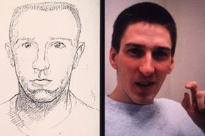 The FBI credits the accuracy of Timothy McVeigh's composite for his arrest.