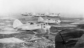 Polikarpov I-16 production had ended in 1940, but it was quickly resumed after the  Nazi invasion of the Soviet Union in 1941. See more classic airplane pictures.