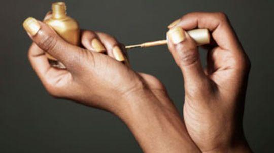 How many coats of nail polish are necessary?