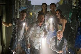 Mike Vogel, Kurt Russell, Emmy Rossum, Josh Lucas, Jacinda Barrett, Jimmy Bennett and Richard Dreyfuss.