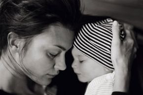 The effects of postpartum depression can be hard for a mother to cope with. They can also be hard on the baby. See more parenting pictures.