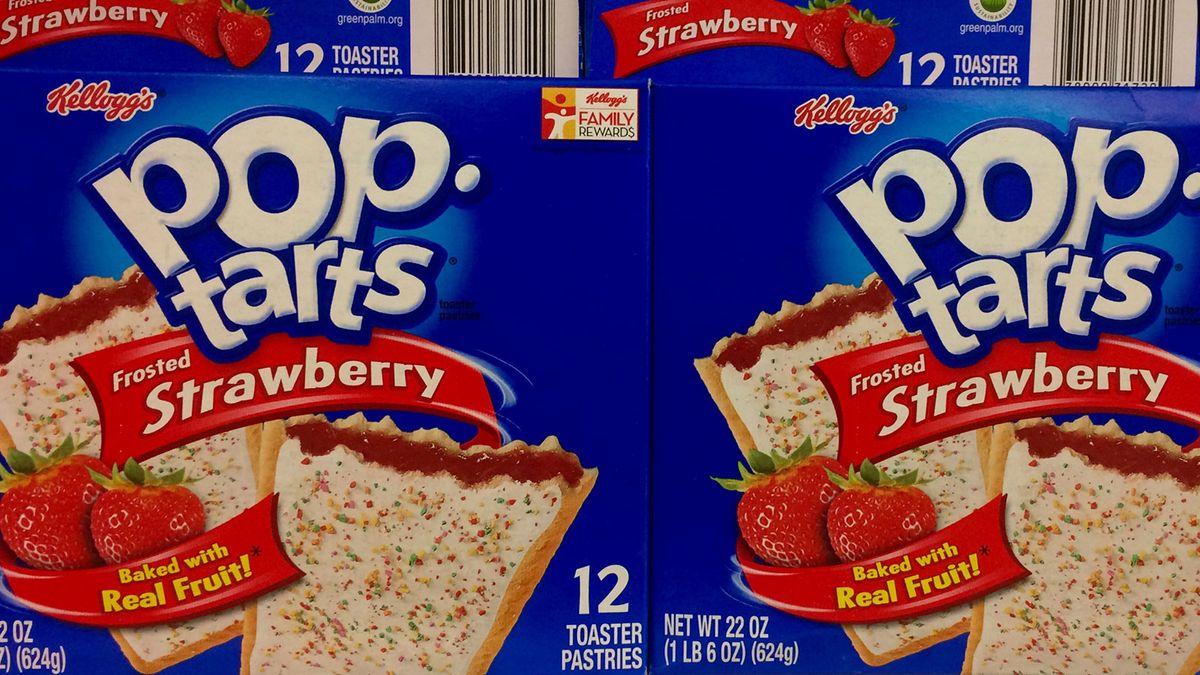 मुकदमा स्ट्रॉबेरी पॉप-टार्ट्स में स्ट्रॉबेरी की कमी का आरोप लगाता है