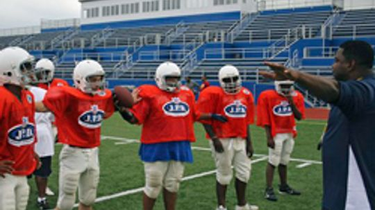 Understanding Pop Warner Football Weight Classes