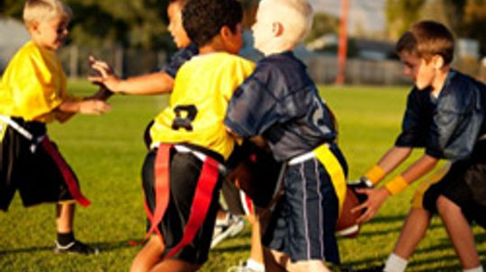 5 Tips for Coaching Pop Warner Flag Football