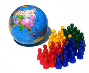 The population continues to grow and is expected to reach 7 billion by 2015.