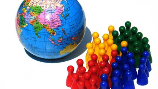 October 12 1999:  The World Population Hits 6 Billion