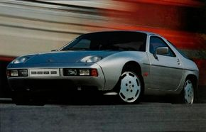 The Porsche 928, a brilliant front-engine, V-8 coupe, had an 18-year model run. See more pictures of classic cars.