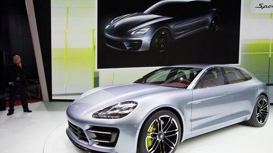 How the Porsche Panamera Hybrid Works