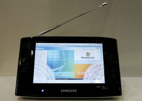 Portable Internet devices rely on Wi-Fi and WiMAX technology to connect to the Internet.
