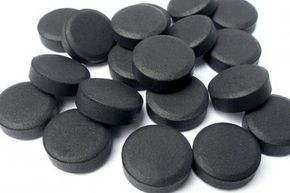 Activated carbon is often used to treat water.