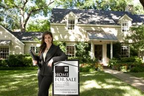 Real estate agents commonly work more than 40 hours a week. More than half in the U.S. are self-employed, which allows them to set their hours.