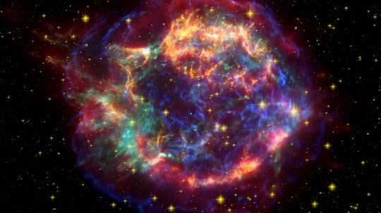 Could the power of a neutron star be harnessed?