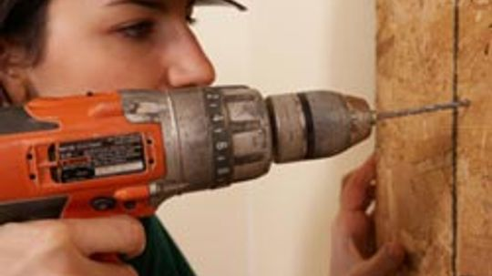 Cordless Drill Pictures