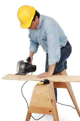A power saw, like this great speed and strength when cutting. See more pictures of power & work tools.