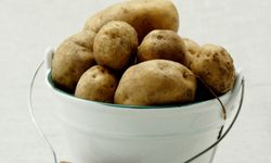 Potatoes are good to eat if you have diarrhea.