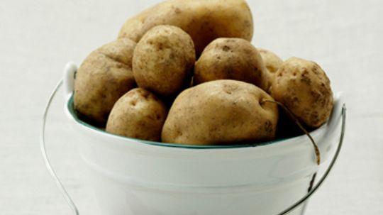 Potato Thanksgiving Turkey
