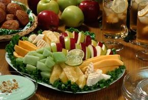 Keeping food at the right temperature is essential at potlucks and buffets.